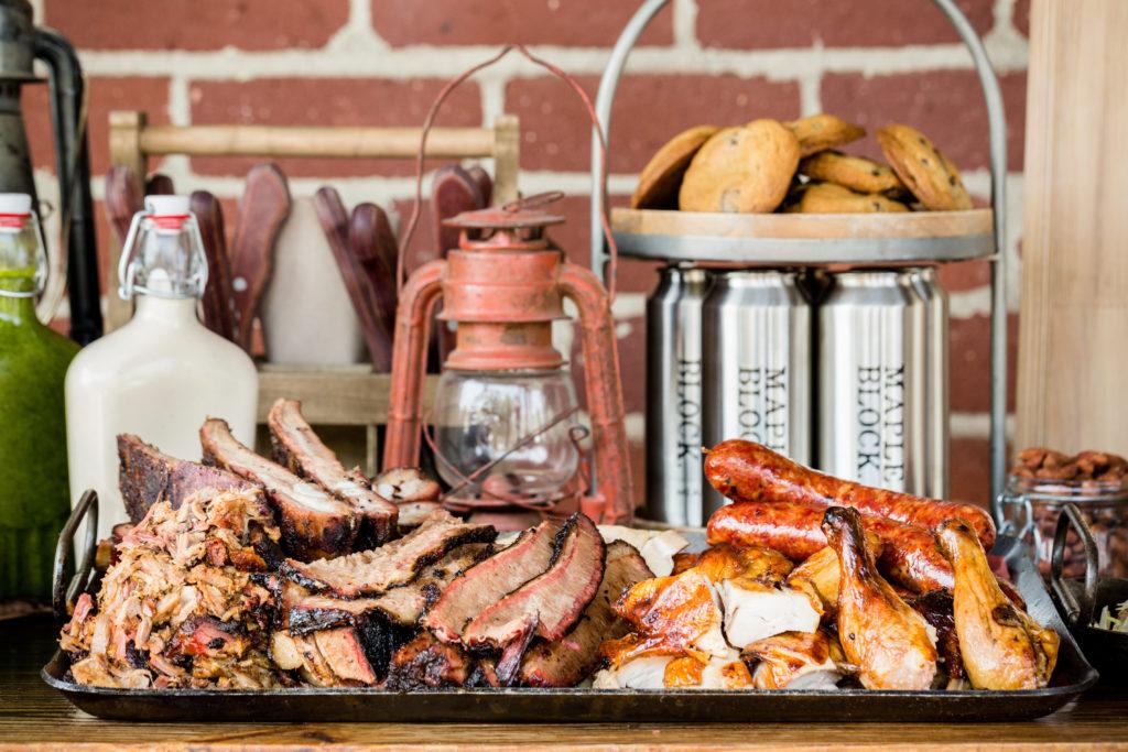MapleBlock-Catering_meat platter